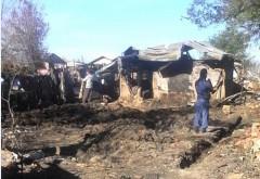 APEL UMANITAR! Un incendiu devastator a lăsat trei copii din Dumbrava fără casă, doar cu hainele de pe ei