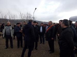 S-a inaugurat parcul fotovoltaic din Băneşti. Este a 4-a localitate care asigura consumul public gratuit!