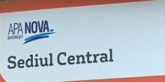 Dosarul APA NOVA: Sechestru pe conturile directorului companiei, acuzat de spalare de bani, evaziune fiscala si luare de mita