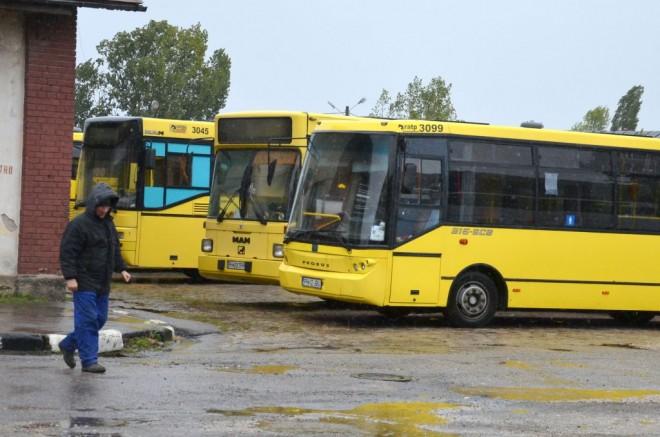 Elevii şi studenţii, gratuitate pe mijloacele de transport în comun din Ploieşti!