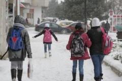 Şcoli şi grădiniţe închise luni în Bucureşti şi 12 judeţe
