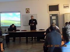 La ce eveniment au participat ieri detinutii de la Penitenciarul Ploieşti