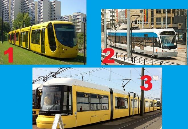 SONDAJ pentru PLOIESTENI: Alege tramvaiul pe care vrei sa-l aiba orasul nostru