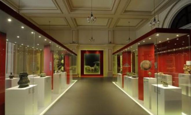 Piese muzeale din Prahova, expuse la Muzeul Naţional al Chinei din Beijing