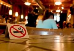LEGEA ANTIFUMAT în locuri publice, declarată constituţională