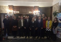 AE3R Ploiesti-Prahova, reuniune internationala la Sinaia