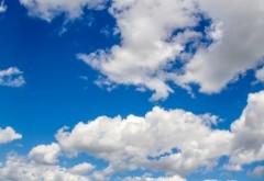 PROGNOZA METEO pe trei zile. Temperaturile vor urca până la 21 de grade Celsius în anumite zone