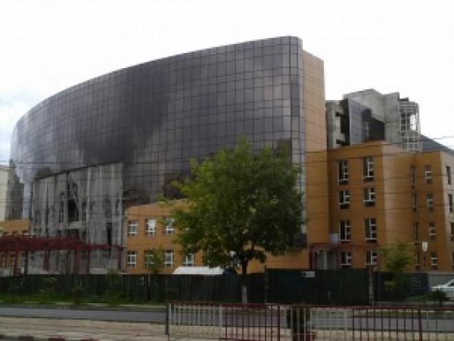 Au reînceput lucrările la Palatul de Justiţie din Ploieşti