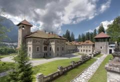 Concert la Castelul Cantacuzino din Busteni