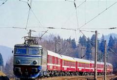 Bilete de tren la jumătate de preț, de Ziua Îndrăgostiților și Dragobete
