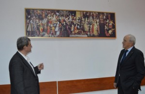 CJ Prahova a primit un tablou exceptional