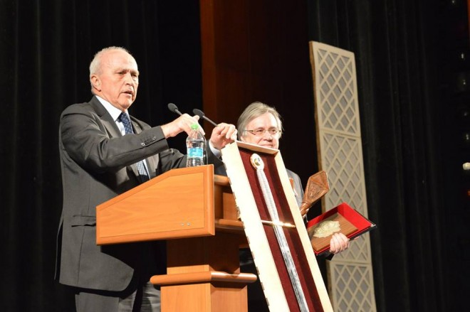 """Mircea Cosma, la Chişinău: """"La luptă pentru Patrie și pentru Unire!"""""""