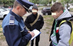 """Polițiștii Secției 2 Ploiești au acționat în zona Colegiului Tehnic ,,Toma Socolescu"""""""