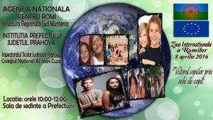 Ziua Internatională a Romilor  va fi sărbatorită si la Ploiesti