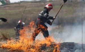 ATENŢIE cetateni ! STOP incendiilor de vegetaţie