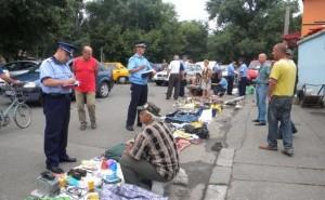 Vezi ce au depistat politistii  în zona Oborului Ploiești