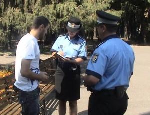 Un tânăr de 19 ani, din Ploiești, s-a ales cu dosar penal in urma unui control corporal