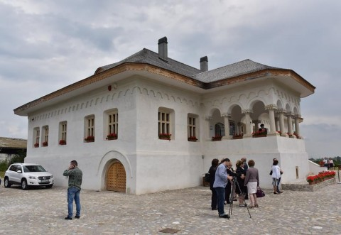 """S-a redeschis Conacul """"Pana Filipescu"""". Vezi aici cand poate fi vizitat GALERIE FOTO/VIDEO"""