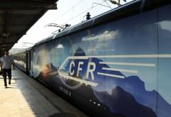 CFR: Temperatura la nivelul şinei depăşeşte 50 de grade C. Trenurile circulă cu restricţii de viteză