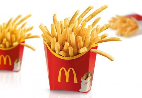 Adevărul ȘOCANT: Ce conțin cartofii de la McDonald's
