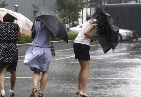 ATENŢIONARE METEO. Cod galben de ploi şi furtuni, luni şi marţi. HARTA regiunilor afectate