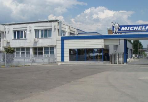 Accident de muncă la fabrica Michelin din Florești