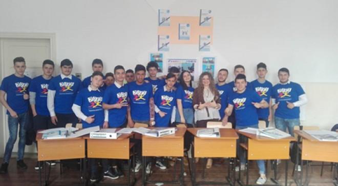 Proiectul JOBS implementat ȋn Liceul Tehnologic de Transporturi Ploieşti