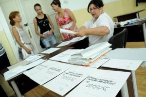 În Prahova, 300 de elevi ar putea intra la liceu cu note sub 4