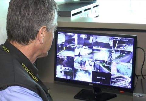 Activitatea de pază în benzinării – verificată de polițiștii Secției 2 Ploiești