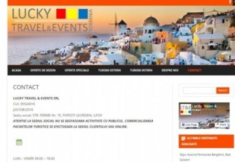 Atenţie la agenţiile care vând vacanţe virtuale! Lucky Travel&Events a dispărut cu banii achitaţi de turişti