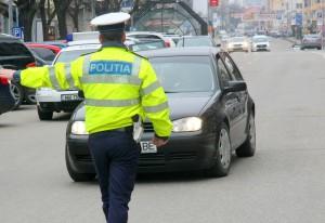 Şofer prins conducând pe CONTRASENS pe DN 1