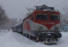 80 de trenuri, anulate în această dimineaţă
