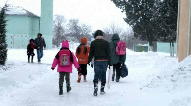 UPDATE Şcolile şi grădiniţele din Prahova vor funcţiona normal mâine