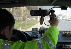 Șofer prins cu 157 km/h pe DN 1