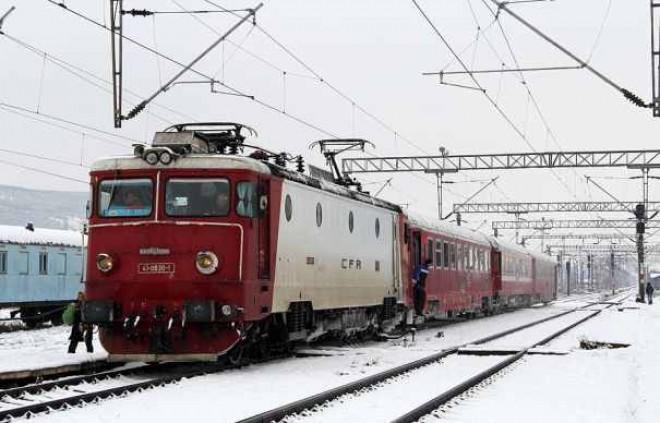 CFR a anulat 102 trenuri