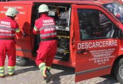 UPDATE Accident grav la Cheia. Elicopterul SMURD preia o victima
