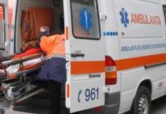 Trei răniţi, între care un copil, într-un accident pe DN 1B, la Valea Călugărească