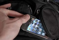 Bătrână de 66 de ani, cercetată pentru furtul unui telefon