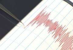 PATRU cutremure în Vrancea, într-o singură zi