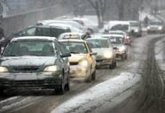Totul despre traficul în condiţii de iarnă