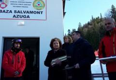 Baza salvamont moderna la Azuga. CJ Prahova a alocat 400.000 de lei pentru realizarea constructiei