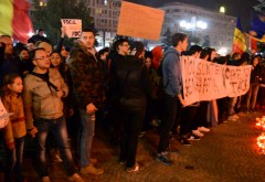 Jandarmeria Prahova nu poate spune cati manifestanti au protestat la Ploiesti in ultimele zile