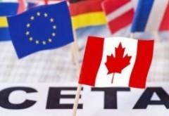 Românii au LIBER la vize pentru Canada. Parlamentul European a aprobat acordul CETA
