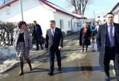Investitie de 1,6 milioane lei la Spitalul din Valeni. Cum arata noua sectie de reumatologie, inaugurata in prezenta ministrului Sanatatii