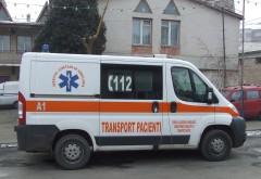 Prahoveancă de 91 de ani cu HIPOTERMIE SEVERĂ, dusă la spital