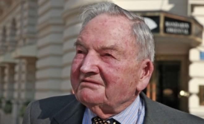 David Rockefeller a murit chiar în ziua în care Forbes i-a anunțat averea