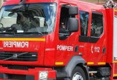 Incendiu la o anexă gospodărească, în Proviţa de Jos! Focul s-a EXTINS la o casă