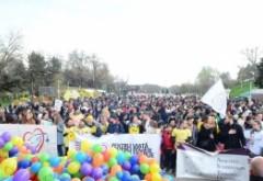 Marșul pentru VIAȚĂ: Mitinguri împotriva AVORTURILOR în România și Republica Moldova - VIDEO