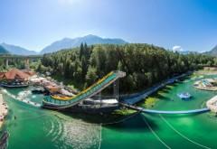 Dan Bittman construieste o scoala de schi nautic pe Autostrada Soarelui. Proiectul mai cuprinde tiroliene, piscina si restaurant