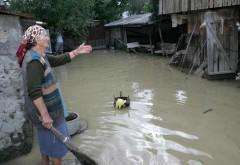 Cod galben de inundaţii, în Prahova